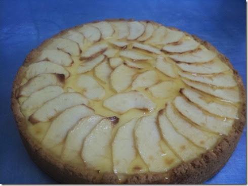 Cómo hacer la Tarta de Manzana