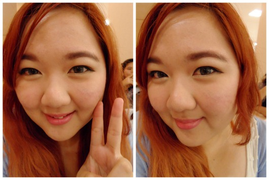 Priscilla Laneige Beautiful Blogger Challenge Day KPop Makeup Look