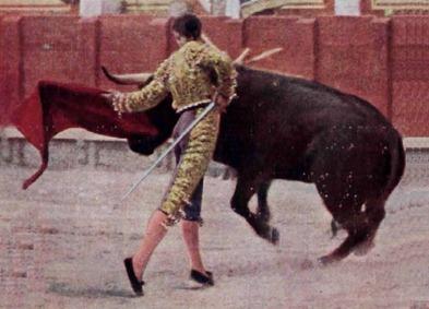 1915-09-26 (p. 10-04 La Lidia portada) Joselito Natural