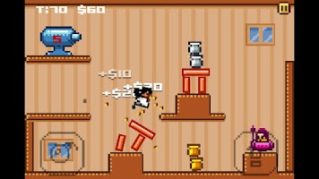 Screenshot of Karate Girl Destruction Run