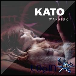 Capa do CD Kato - Warrior