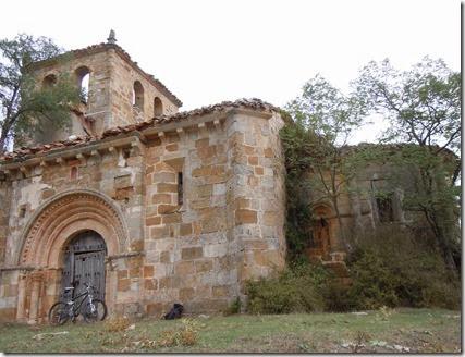 Huidobro, iglesia de Huidobro