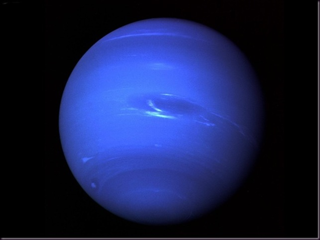 Neptune planet pictures real pics about space for Plante neptune