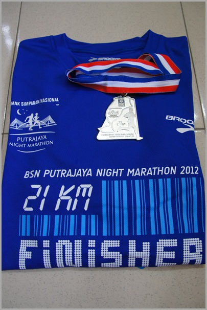 PNM 21k Finisher T