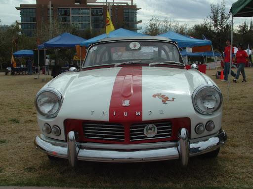 1964 Triumph Spitfire (Front)