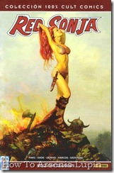 P00009 - RED SONJA - Relatos salvajes
