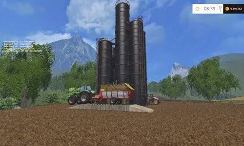 silage-silo