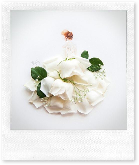 sou sua flor