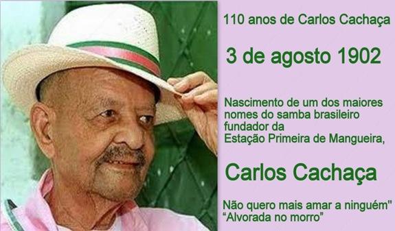 Carlos Cachaça