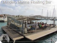 093 Mindelo Marina Floating Bar
