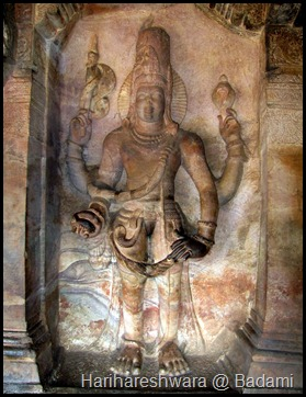 Harihareshwara @ Badami