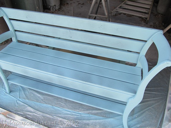 double chair bench (27)