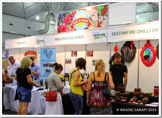 Good Food and Wine Show 2014 - Growing in the Lockyer © BUSOG! SARAP! 2014
