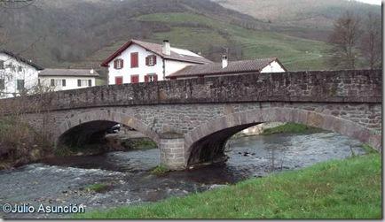 Puente de Ispoure - Baja Navarra