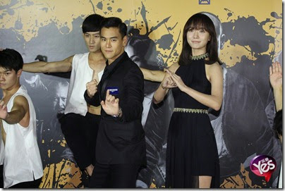 2014.11.26 Eddie Peng during Rise of the Legend - 彭于晏 黃飛鴻之英雄有夢 台北 09