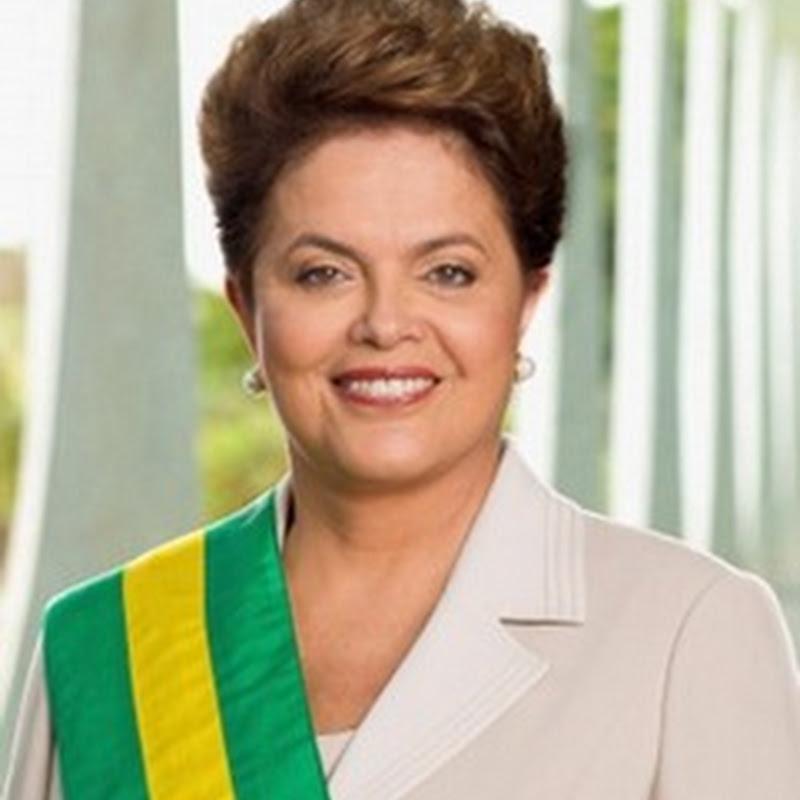 Dilma em Alta!