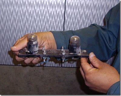 elevator vacuum tubes