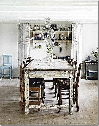 Attractive Farmhouse Tables