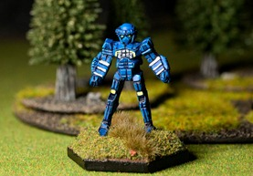 Battletech - House Steiner - Commando