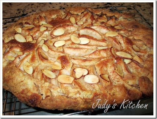 apple frangipane galette (18)