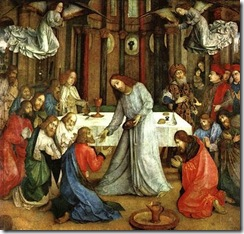 Eucaristia Jesus e o pao vivo