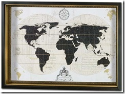 4819_VINTAGE WORLD MAP 336 00 Mercana