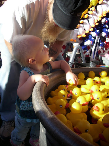 Faith's 1st Fair Game :)