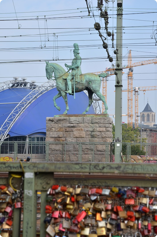 Köln2014 Hohenzollernbrücke2