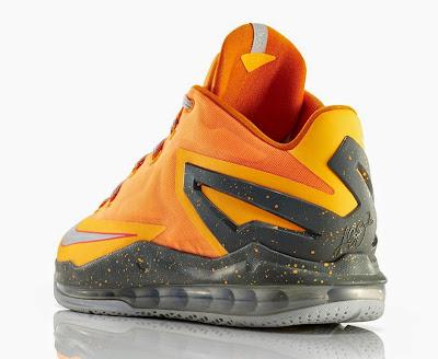 nike lebron 11 low floridians 1 05 Nike LeBron 11 Low Atomic Mango aka Floridians
