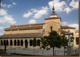 Segovia, St Millan