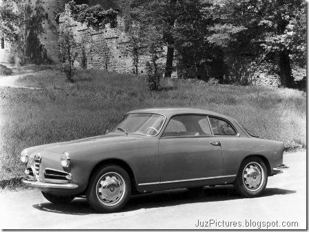 Alfa Romeo Giulietta Sprint 2
