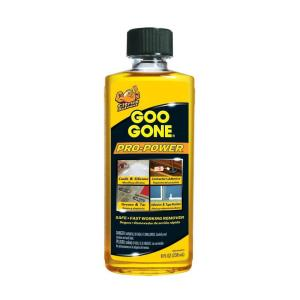 Goo Gone is great for getting out all of the pesky sticky messes left by the old neighbors. (homedepot.com)
