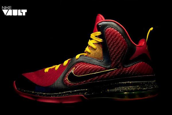 PE Spotlight Nike LeBron 9 FAIRFAX 8220Home8221 amp 8220Away8221