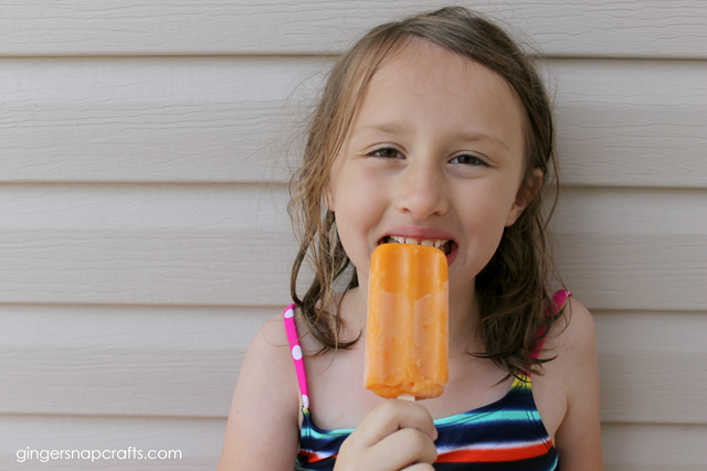 Outshine Popsicles #SummerGoodies #CollectiveBias