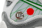 zlvii fake colorway white grey green 1 07 Fake LeBron VII