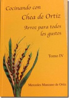 Chea De Ortiz Tomo IV