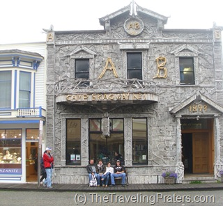 Most photgraphed building in Skagway