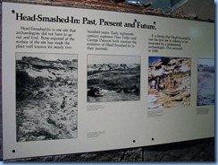 1103 Alberta Hwy 785 West - Head-Smashed-In Buffalo Jump Interpretive Centre