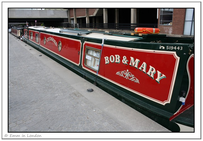Bob and Mary - Little Venice