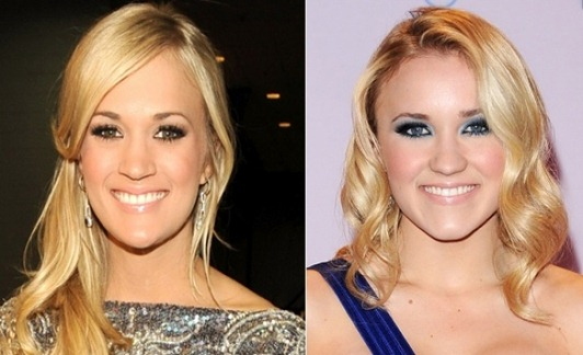 famosos-parecidos-carrie-underwood-e-emily-osment-29537