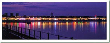 southend at night