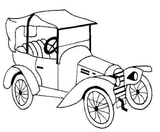 Medios de transportes antiguos para imprimir - Imagui