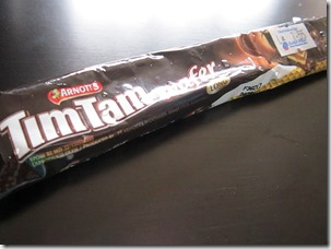 timtam wafer, 240baon