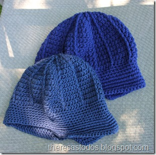 31 Crocheted Hats in 31 Days