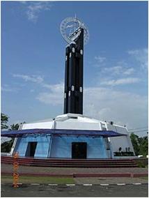 Tugu Khatulistiwa Kalimantan Barat
