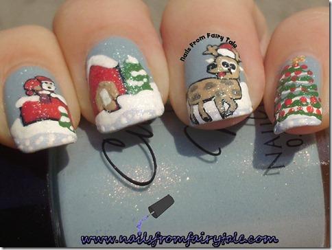 santa reindeer 2