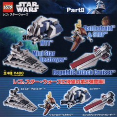 LEGO: Star Wars Gacha Part2