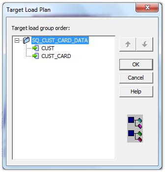 Target load order