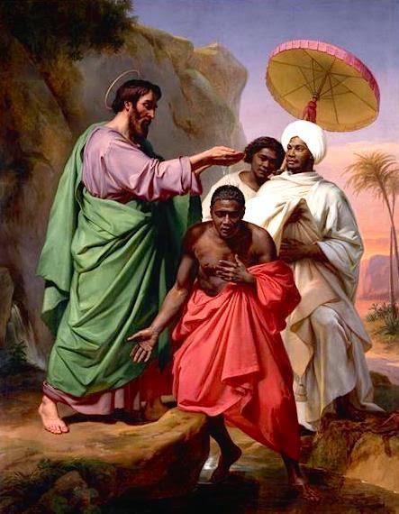 Ethiopian eunuch