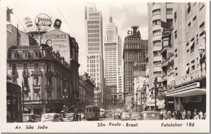 Av. Sao Jao, Sao Paulo, Brazil